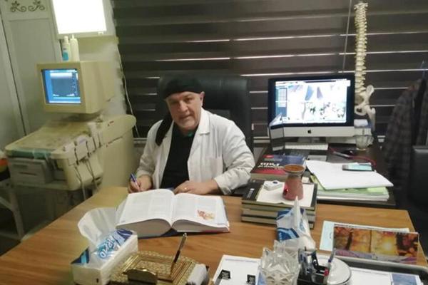 پروفسور سیروس مؤمن زاده مطب