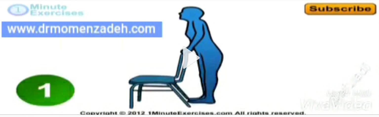 ورزش هاى درمانى ورزش تراپی دردهاى ناحیه ى كمر/دیسك كمر/ سیاتیك